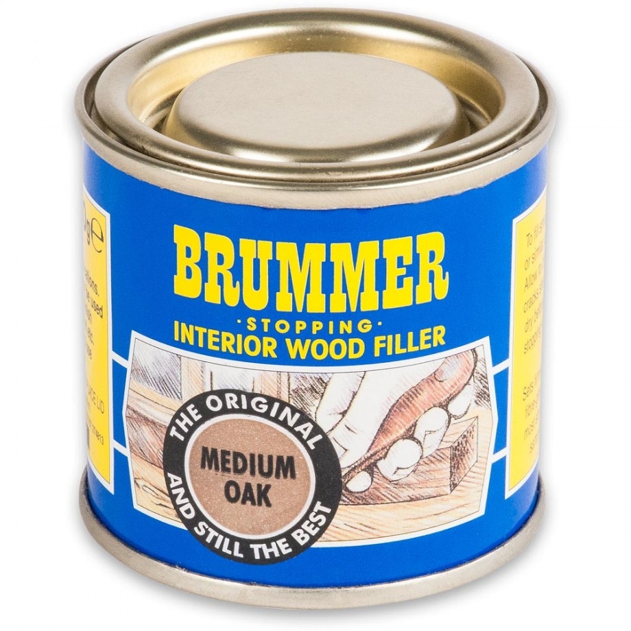 Brummer Stopping Interior - Medium Oak 225g