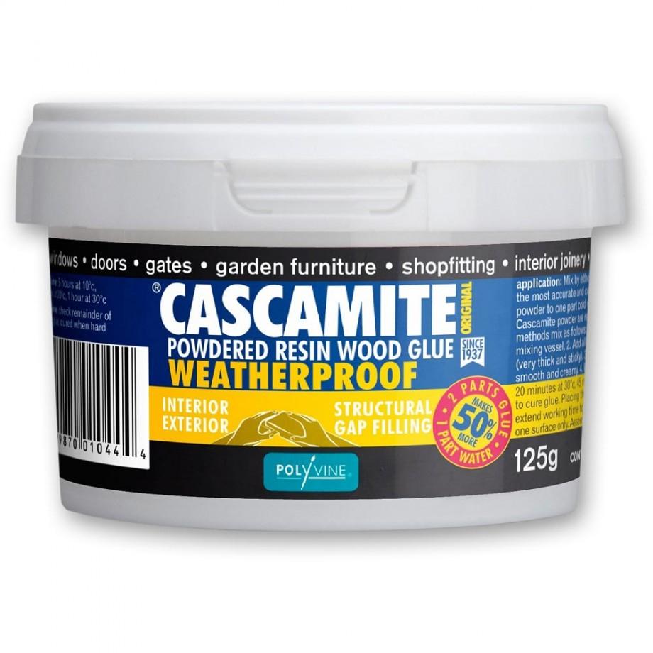 Cascamite Powdered Resin Wood Glue - 125g