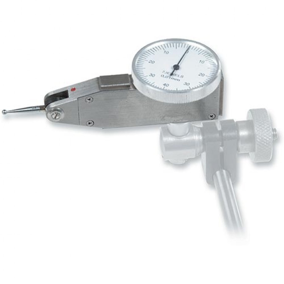 Axminster Precision Dial Test Indicator