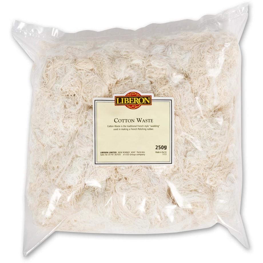 Liberon Cotton Waste