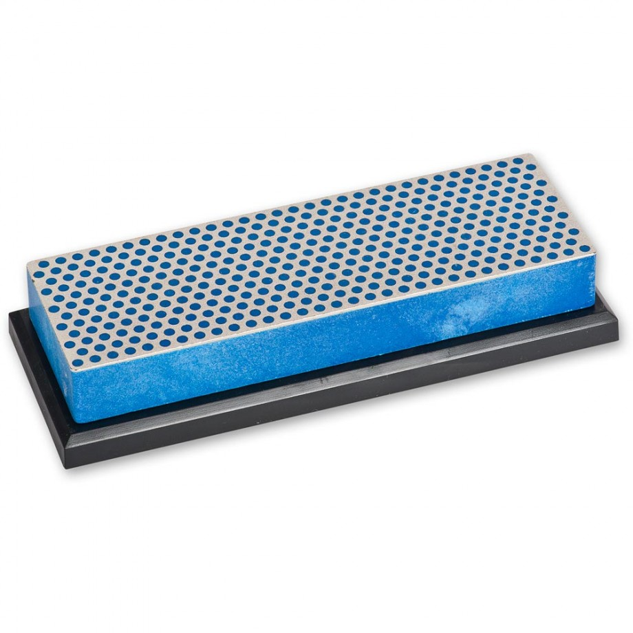 DMT Bench Whetstone - Coarse 325 Grit (Plastic Case)