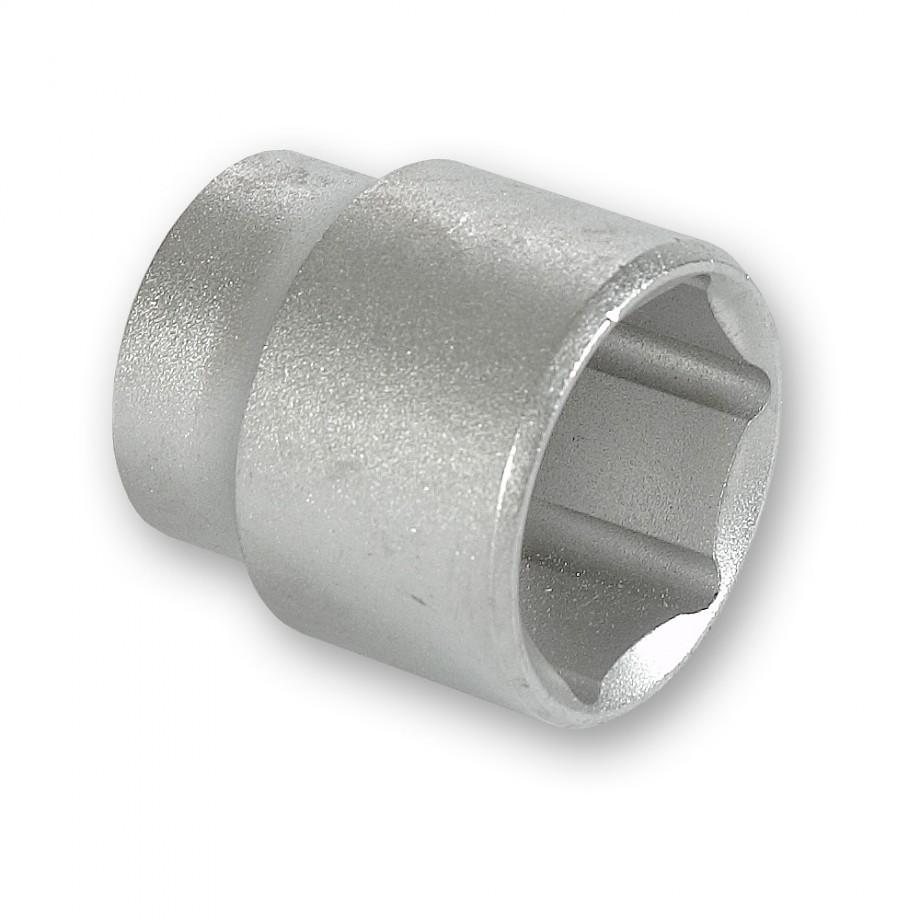 """Proxxon 3/8"""" Square Drive Socket - 17mm"""