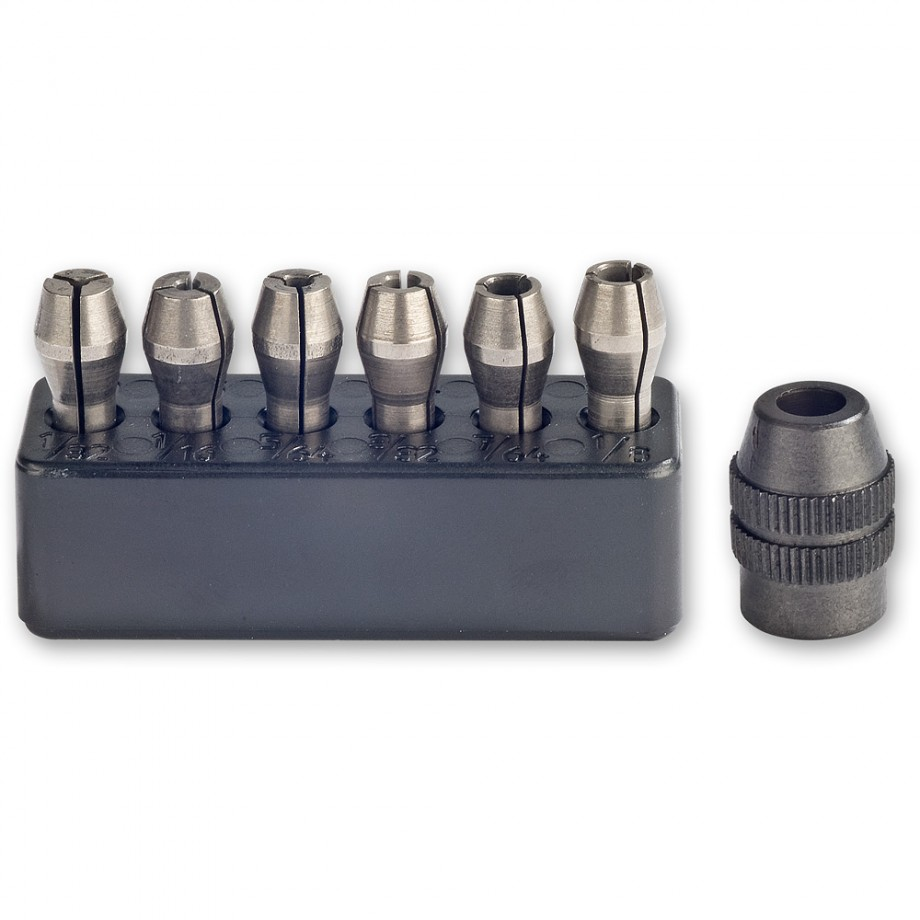 Proxxon MICROMOT Steel Collet Set