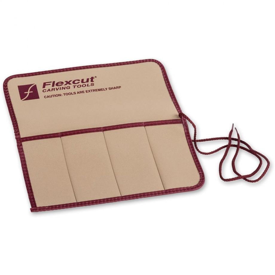 Flexcut Pocket Knife Roll