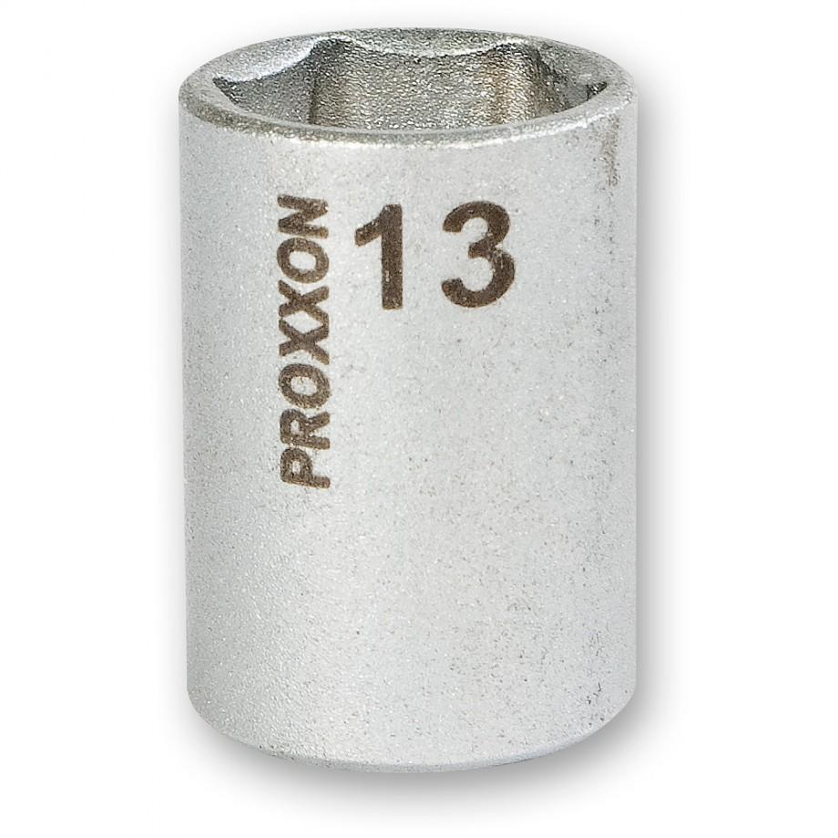 """Proxxon 1/4"""" Drive Socket - 9mm"""