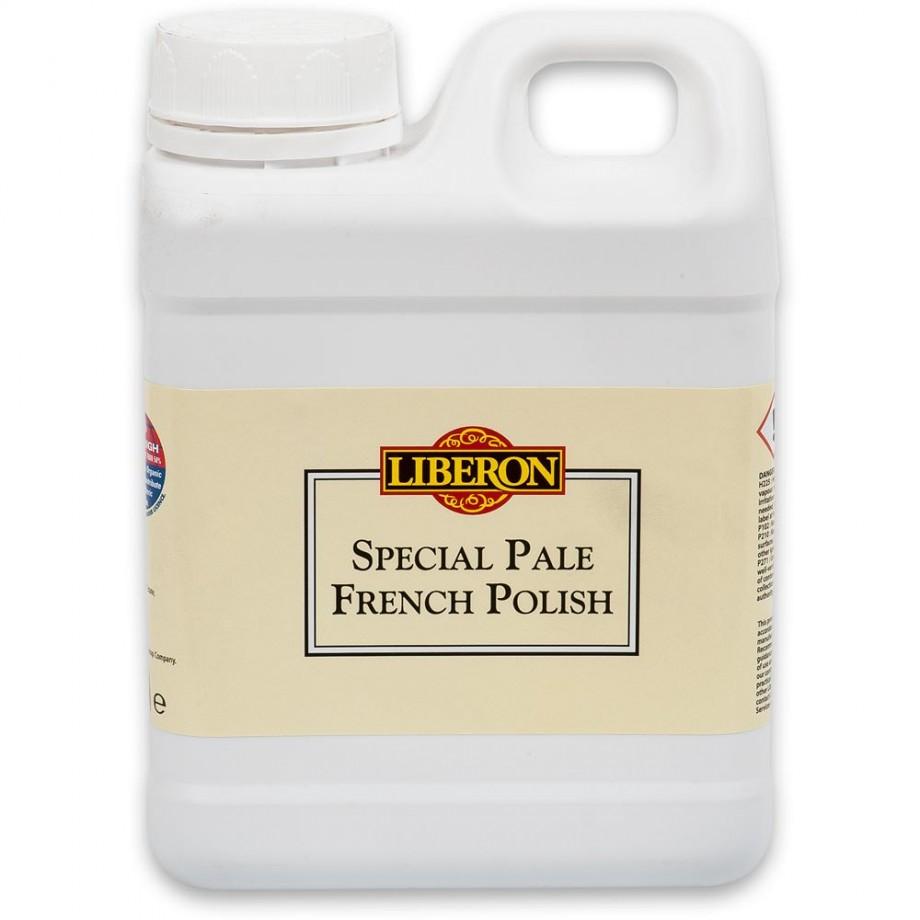 Liberon Special Pale French Polish - 1 litre