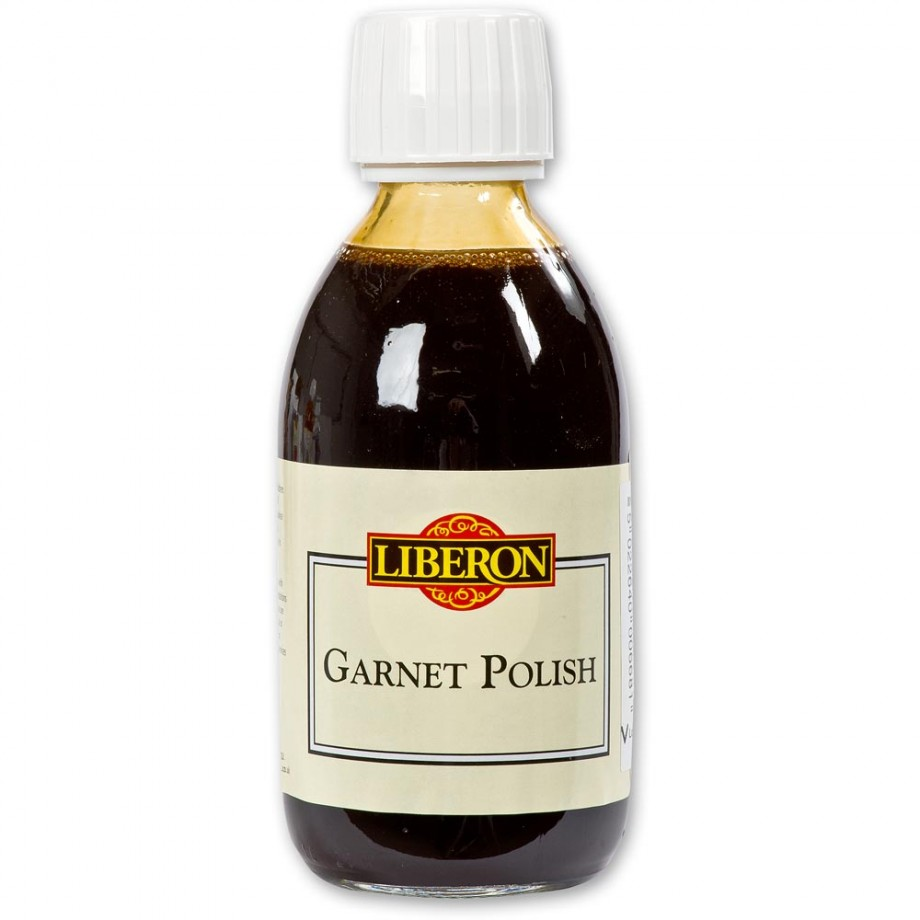 Liberon Garnet French Polish
