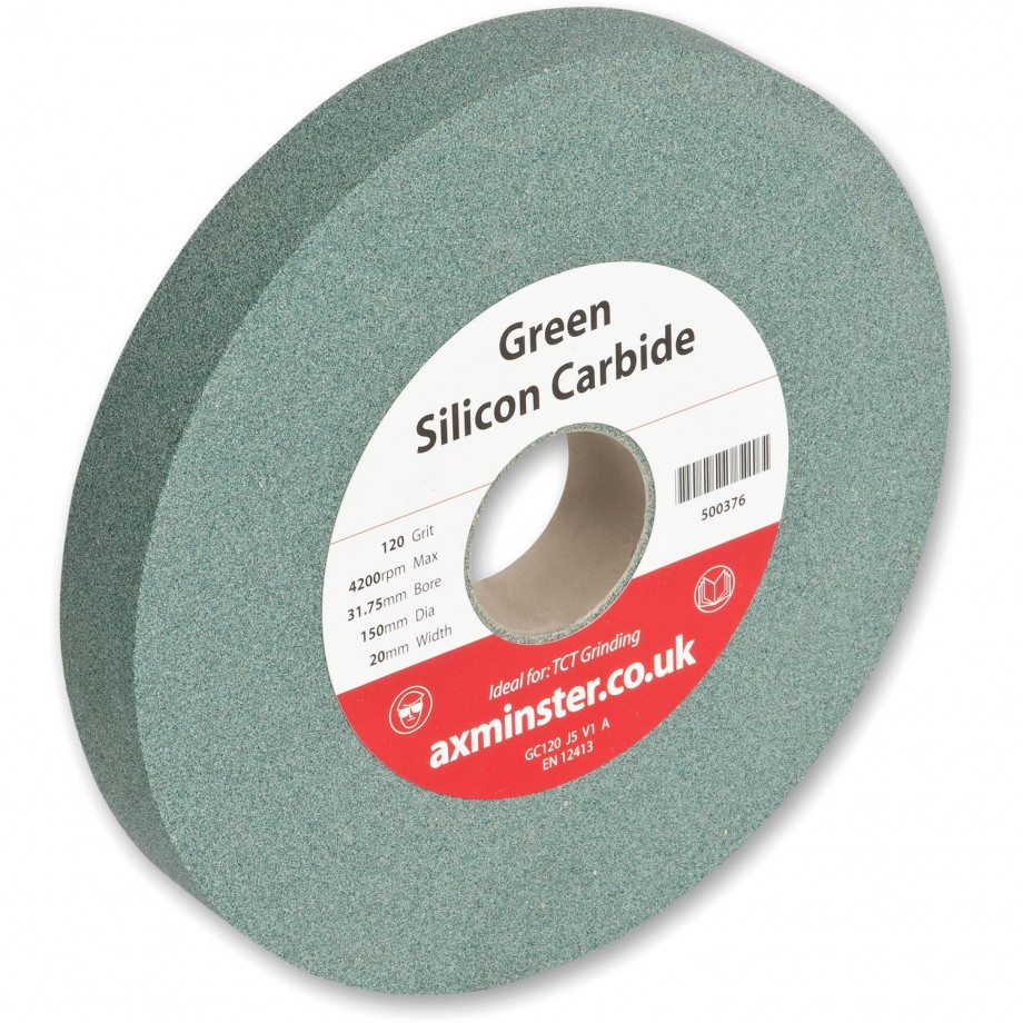 Silicon Carbide Green Grinding Wheels Grindstone