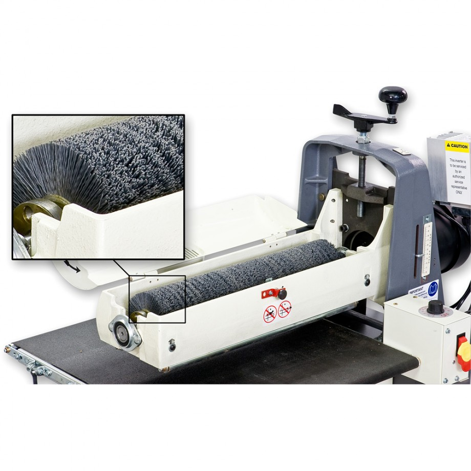 Axminster Trade Series ST-480 Sanding Brush