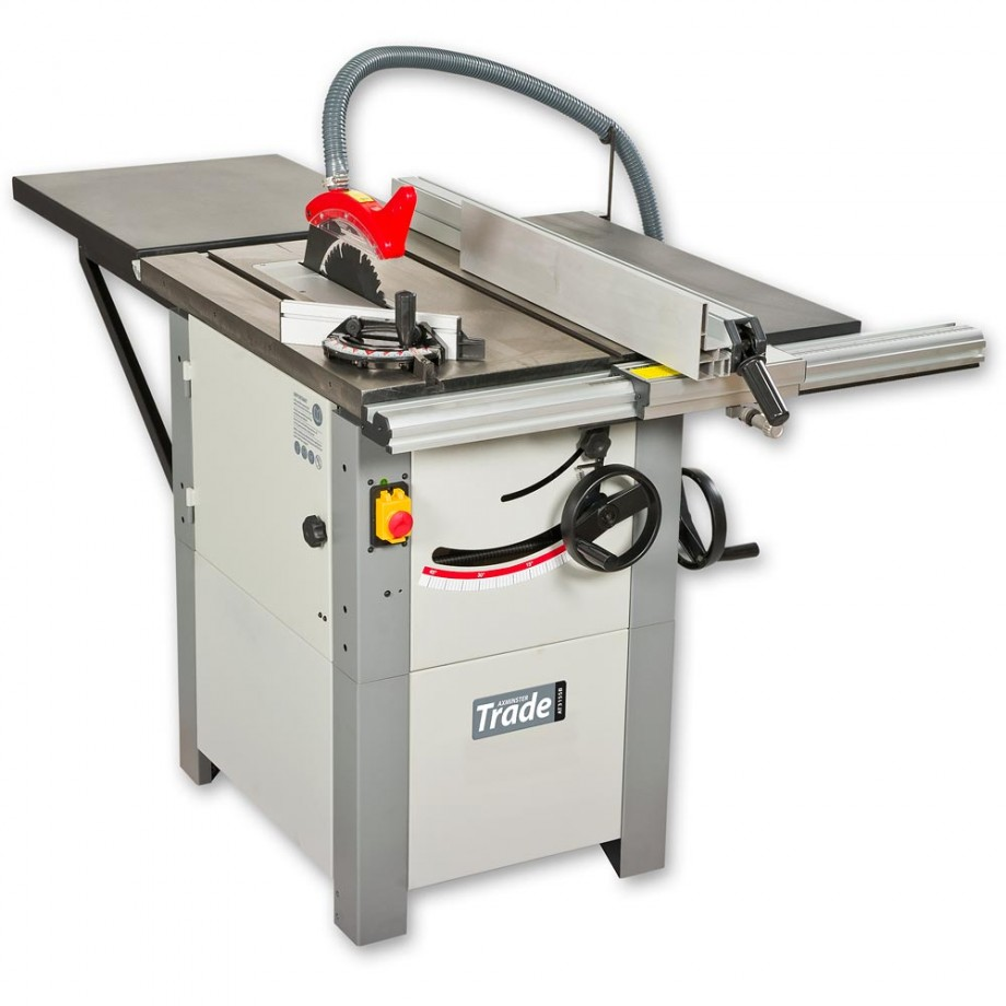 Axminster Trade Series AW12BSB2 Standard Saw Bench 230V