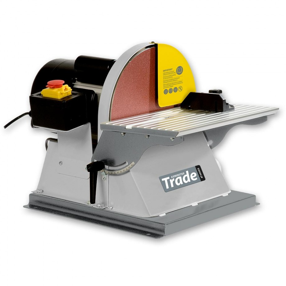 Axminster Trade Series DS12DL 305mm Disc Sander