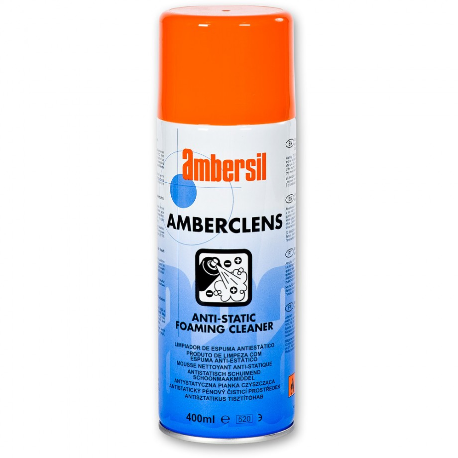 Ambersil Anti-Static Foaming Cleaner