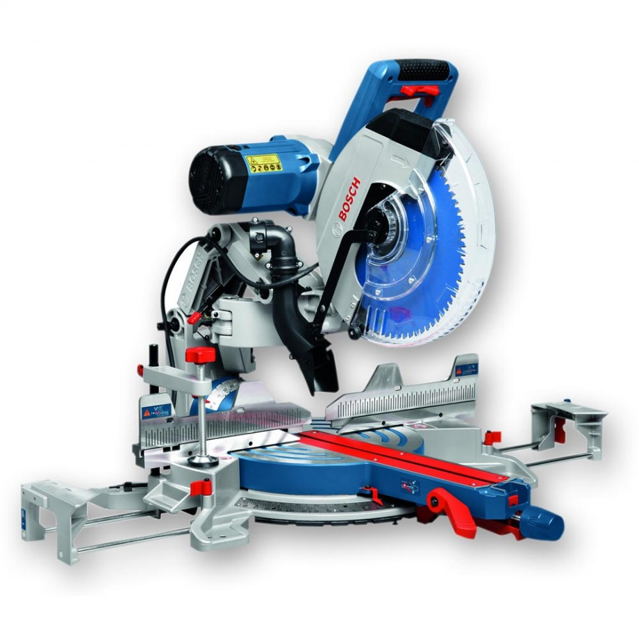 Bosch GCM 12 GDL 305mm Axial-Glide Mitre Saw