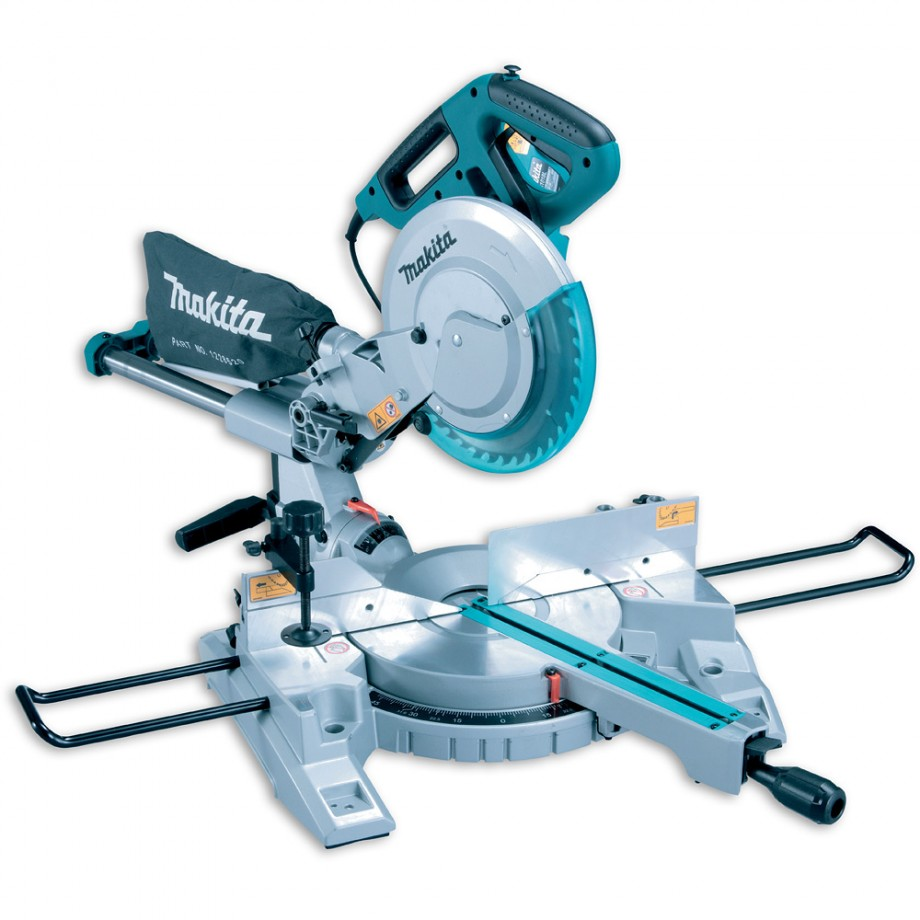 Makita LS1018L 260mm Compound Mitre Saw with Laser
