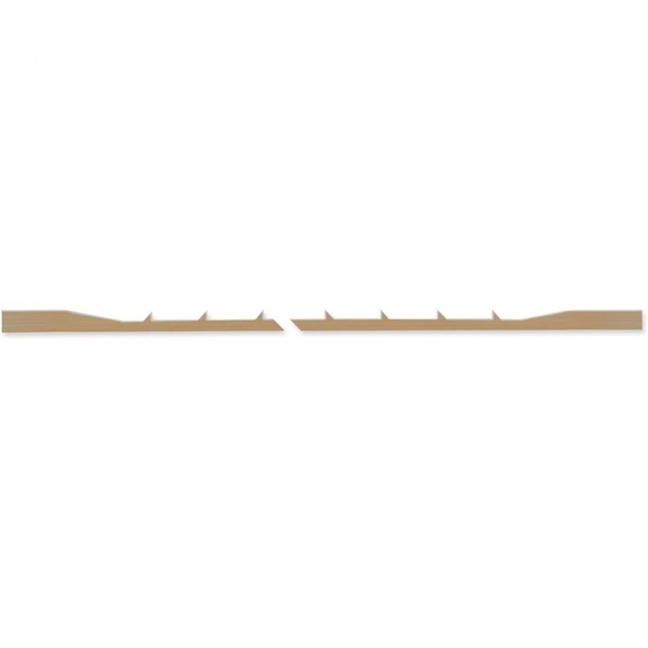 Pegas Modified Geometry Scroll Saw Blades - 1SPR - 13/7 (Pkt 12)