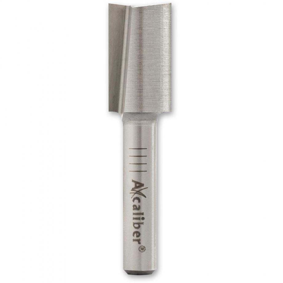 Axcaliber HSS Twin Flute 10mm diameter