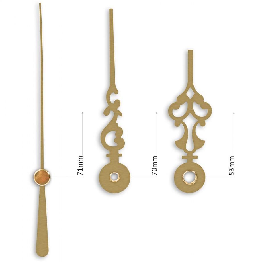 Craftprokits Style E Hands Gold