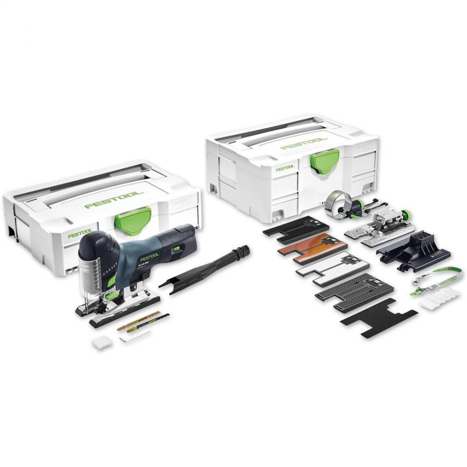 Festool PS 420 EBQ-Set Jigsaw