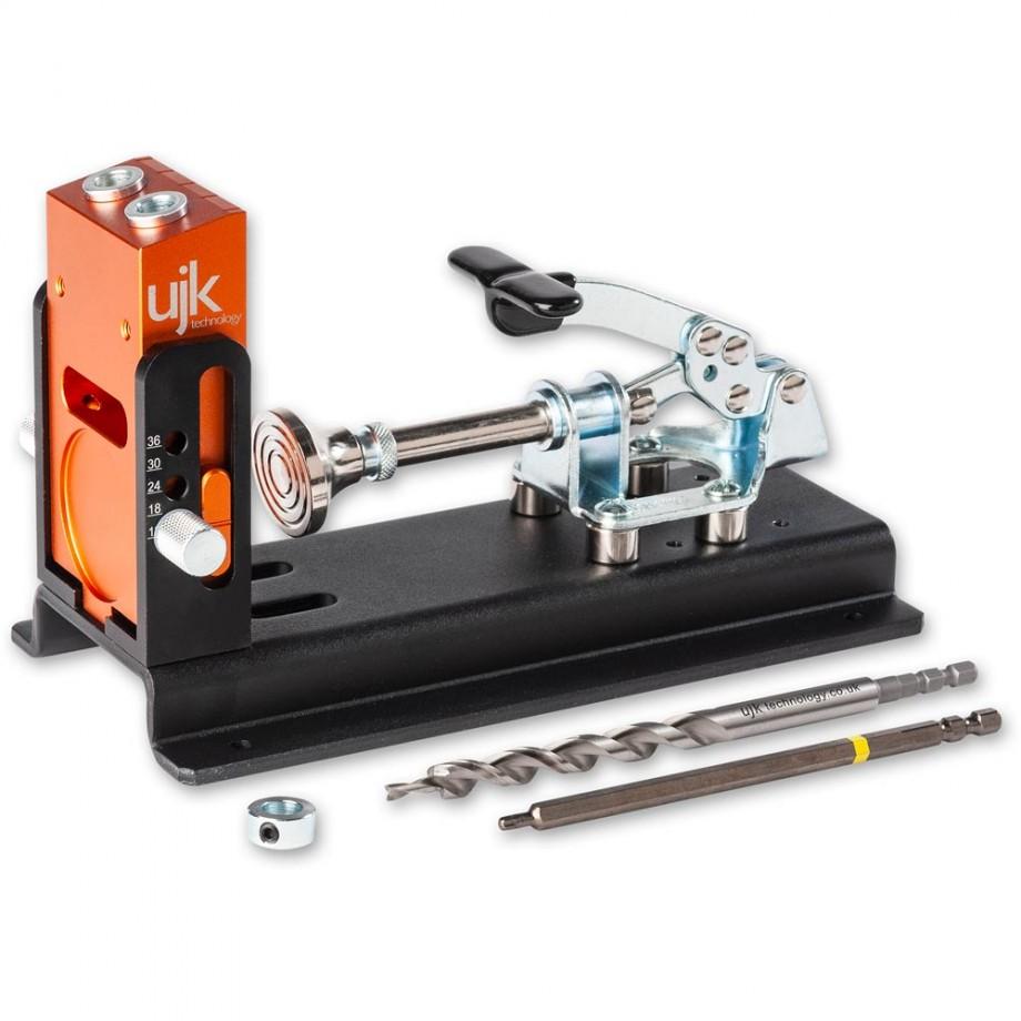 Drill master portable pocket hole jig kit reviews