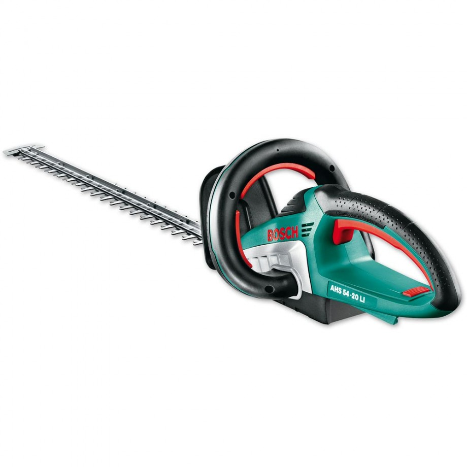 Bosch AHS 54-20 LI Cordless Hedge Cutter 36V (Body Only)