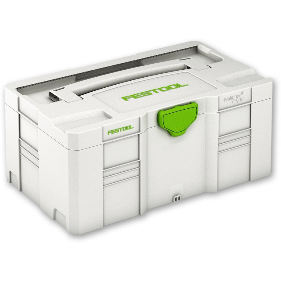 Festool MIDI T-LOC Systainer Case