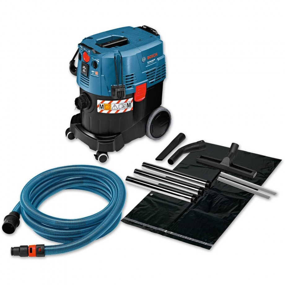 Bosch GAS 35 M AFC+ Wet & Dry Extractor