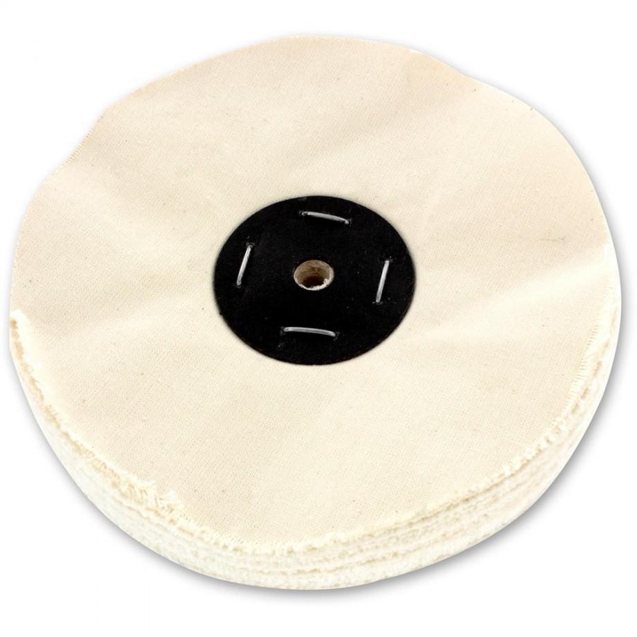 Shesto Polishing Mop Looseleaf Grade B - 100 x 25mm
