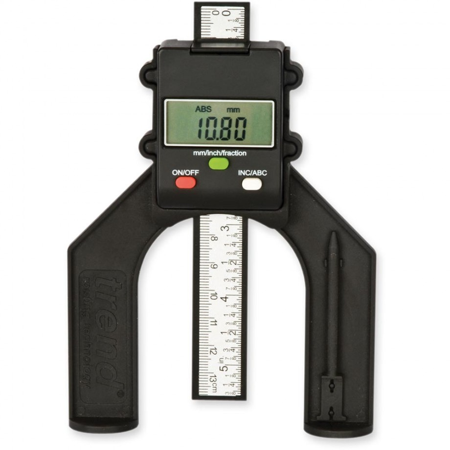 Trend Digital Depth Gauge
