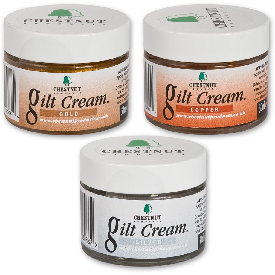 Chestnut Gilt Cream Copper 30ml