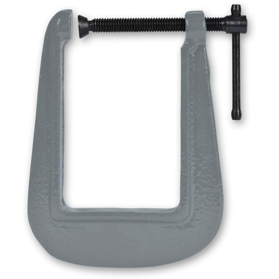 Axminster Trade Clamps Deep Throat G Clamp
