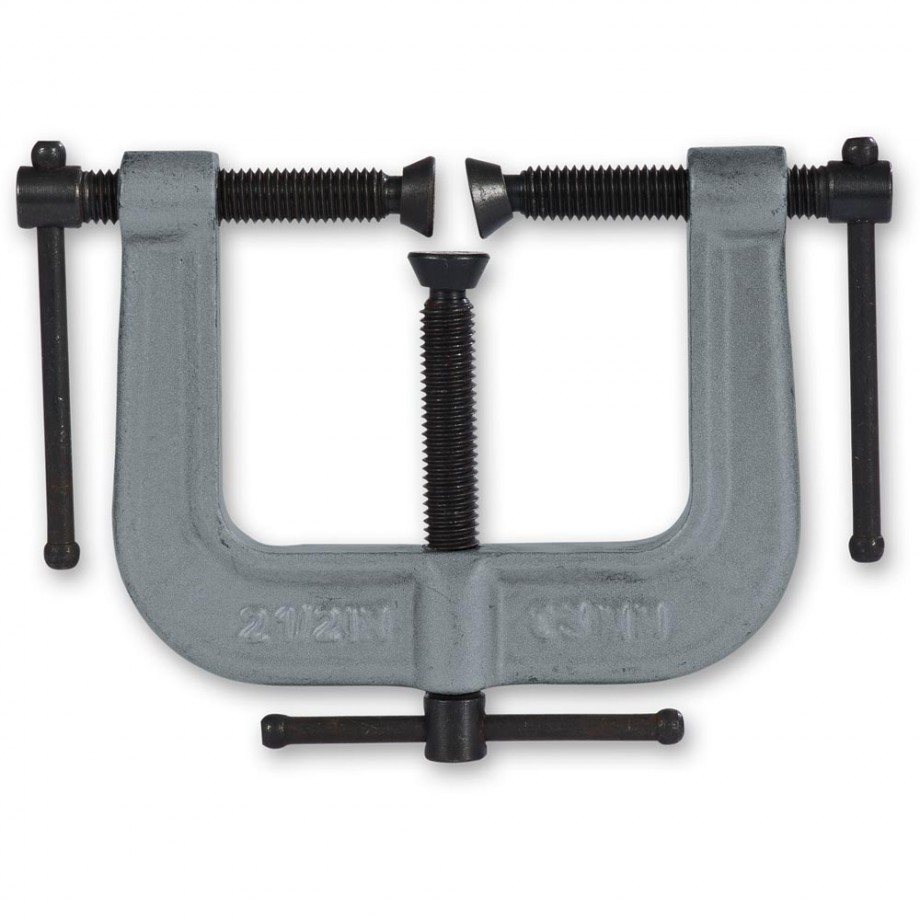 Axminster Trade Clamps Edging G Clamp