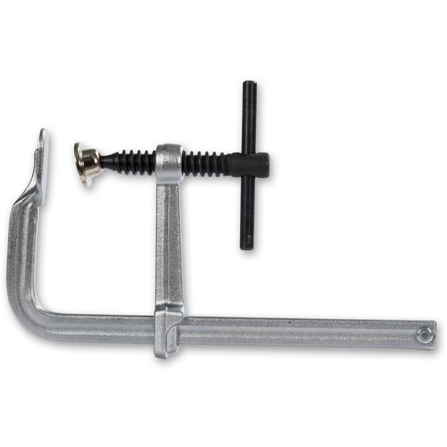 Axminster Trade Clamps Forged F Clamp - Medium
