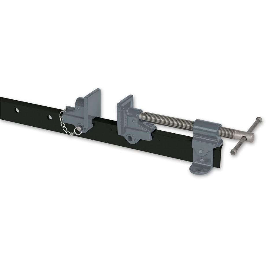 Axminster Trade Clamps T Bar Clamp 1,980mm