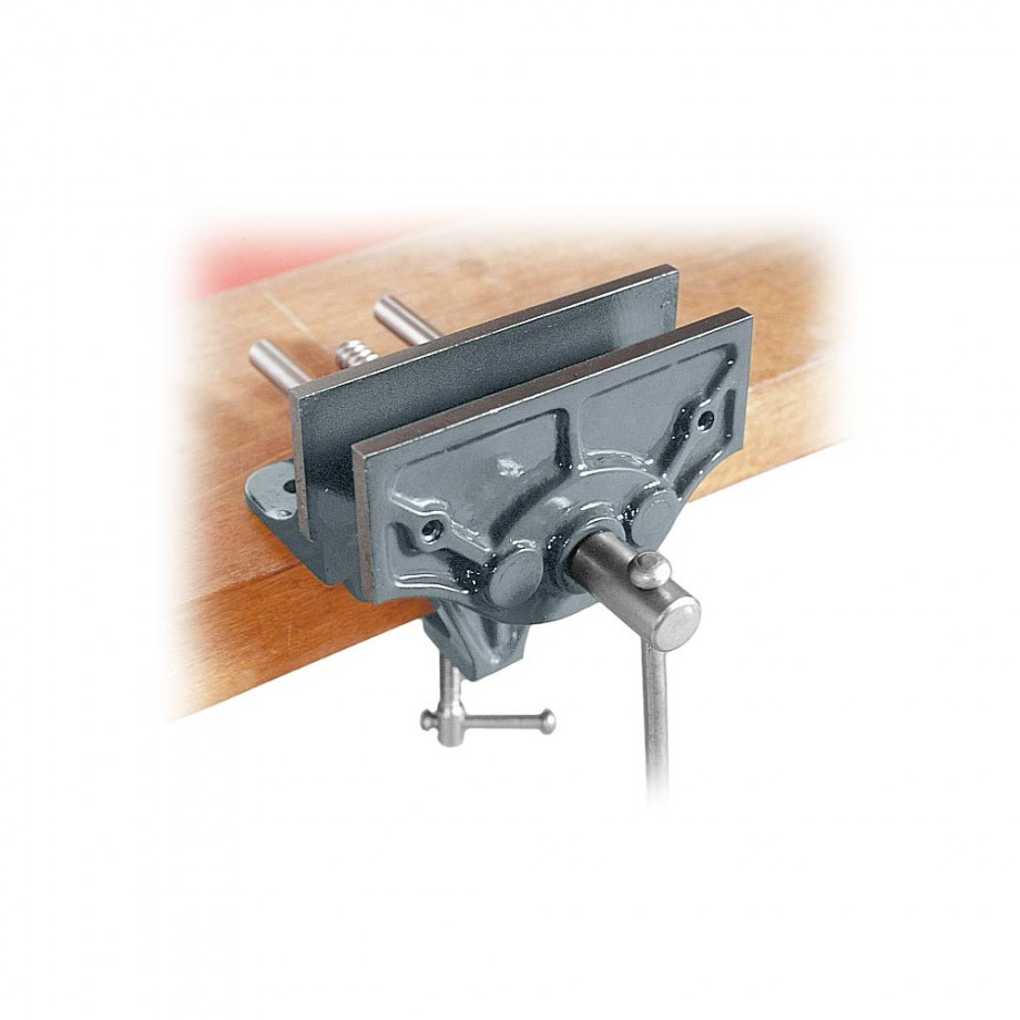 Axminster Trade Vices Woodworker's Vice with Table Clamp