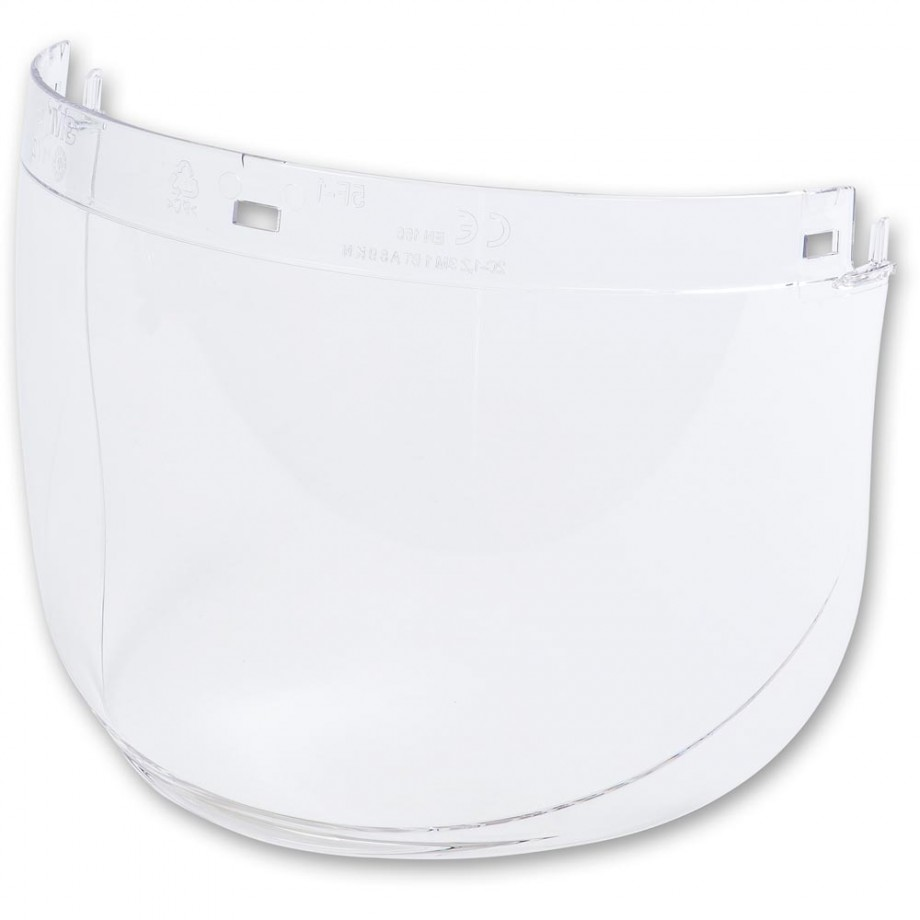 3M Clear Visor for G500 Combination Headtop