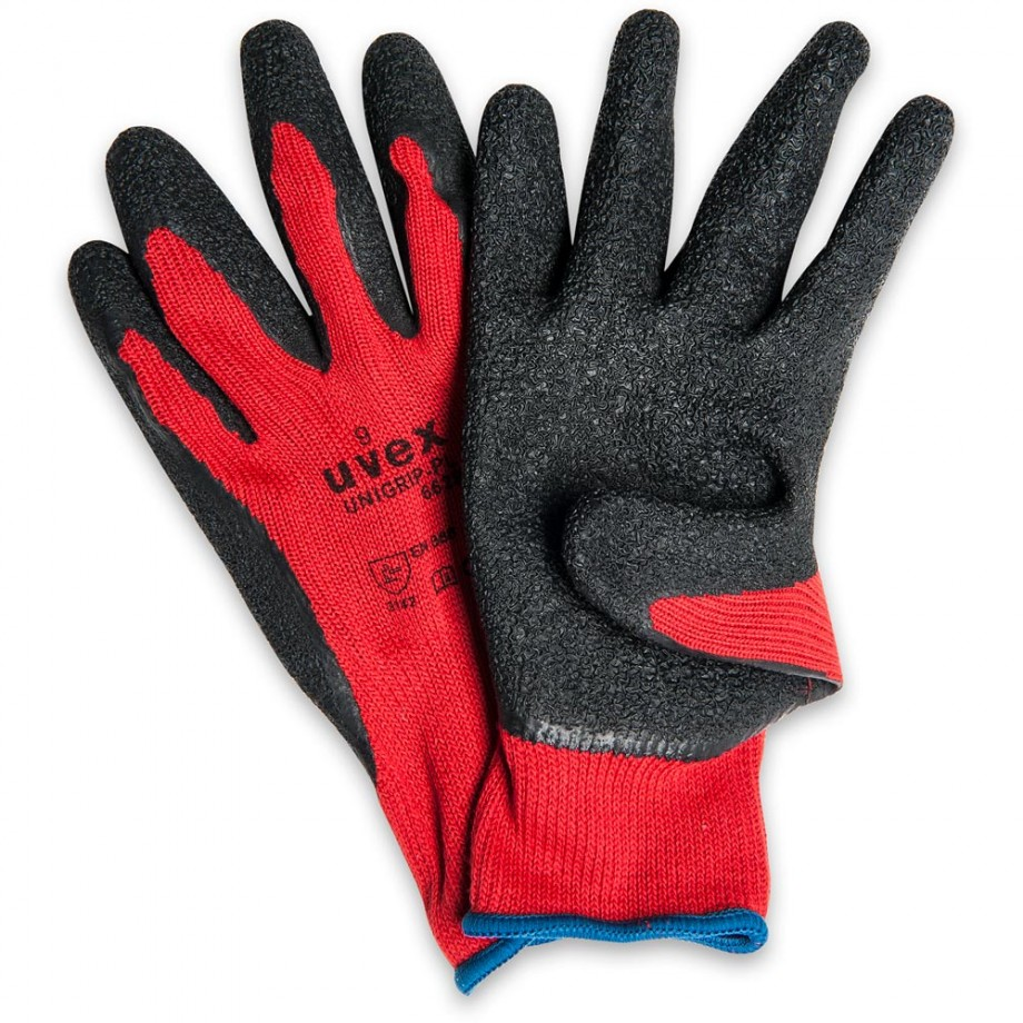 uvex 6628 Unigrip MultiPurpose Glove Wet/Dry Size 9