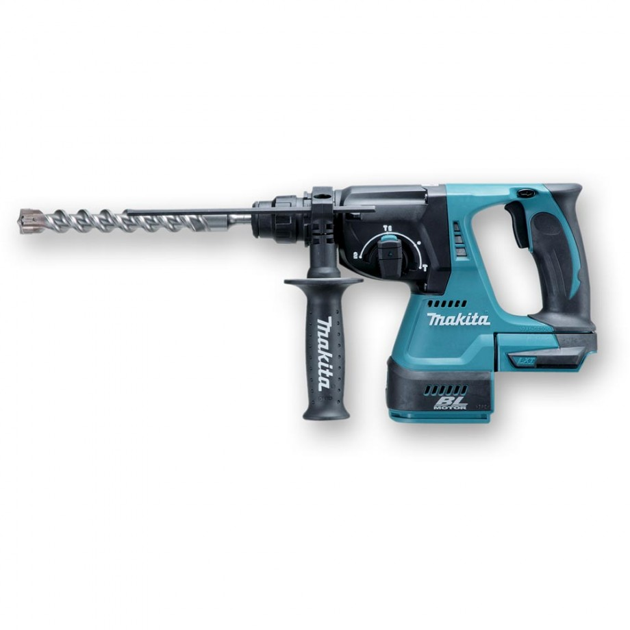 Makita DHR242Z Cordless SDS+ Rotary Hammer Drill 18V (Body Only)