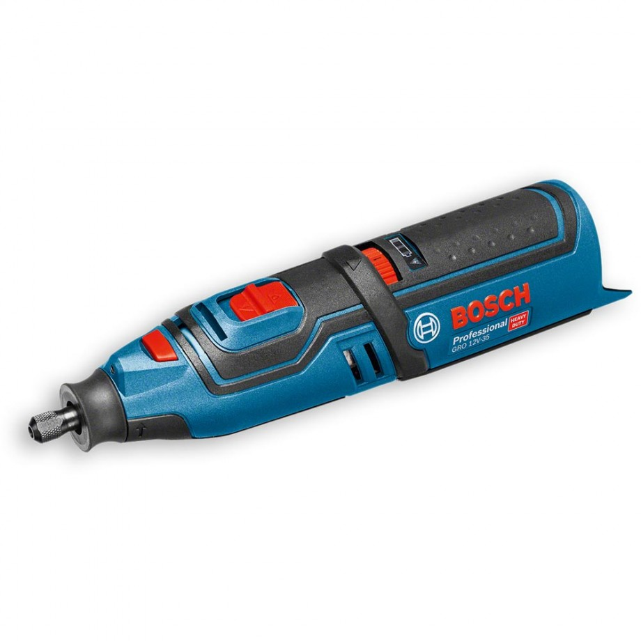 Geliefde Bosch GRO 12V-35 Cordless Rotary Multitool 10.8V/12V (Body Only KW77