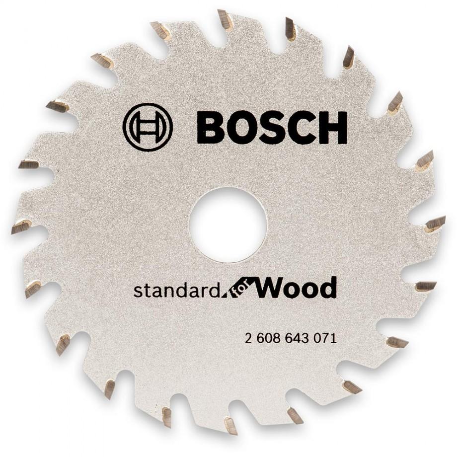 Bosch 85mm Circular Saw Blade 20 Tooth