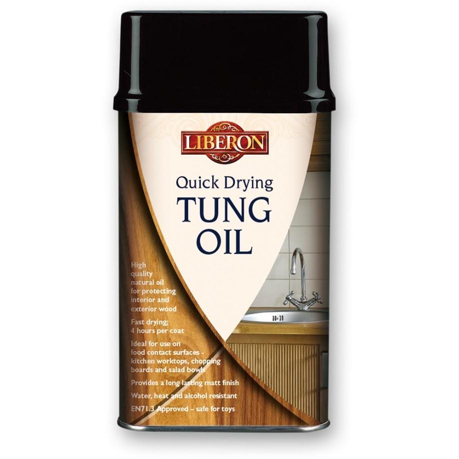 Liberon Quick-Drying Tung Oil