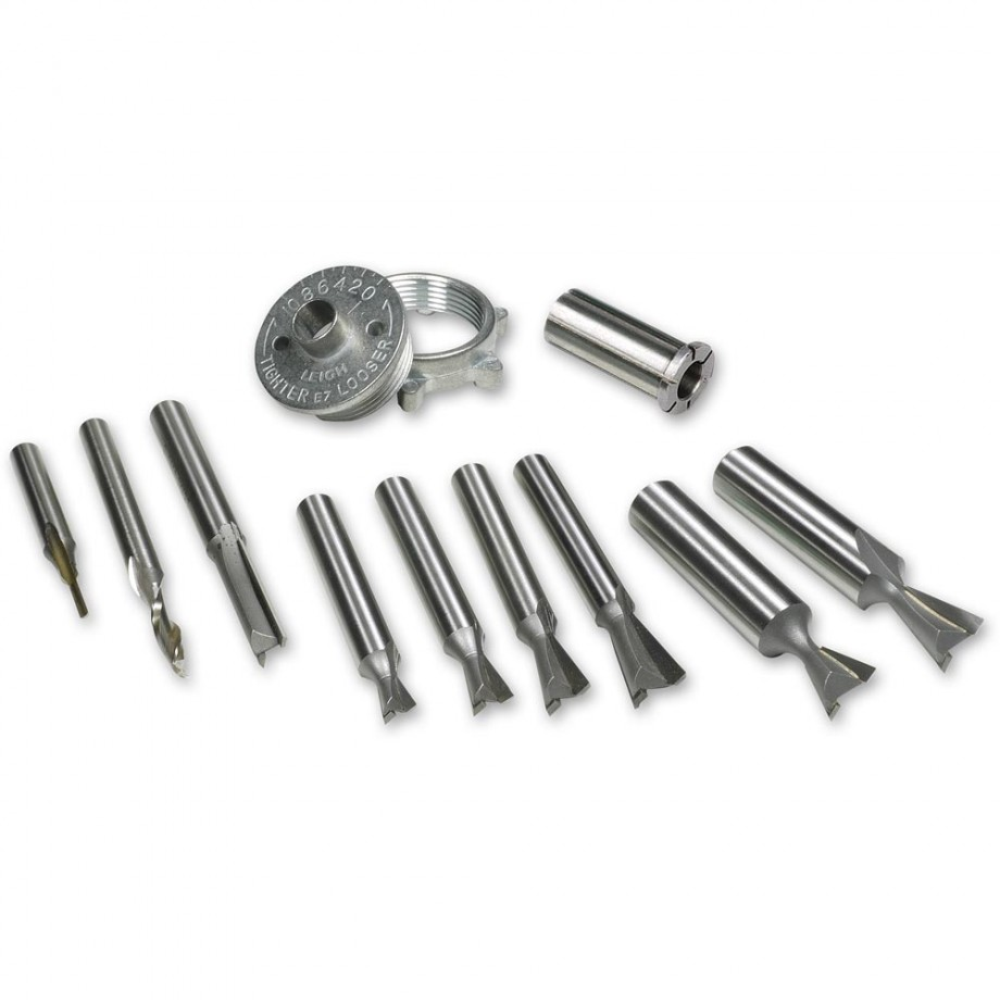 Leigh Accessory Set for RTJ 400 Jig