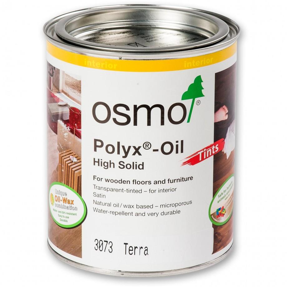 Osmo Polyx Oil 3073 Terra 750ml