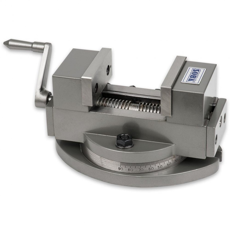 Axminster Self Centering Precision Machine Vice - 75mm
