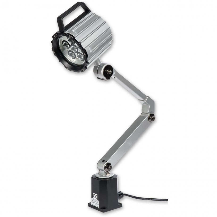 Axminster LED Clearview Work Light