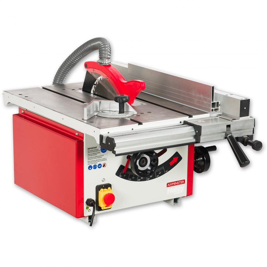 Axminster Hobby Series TS-250M-2 Table Saw
