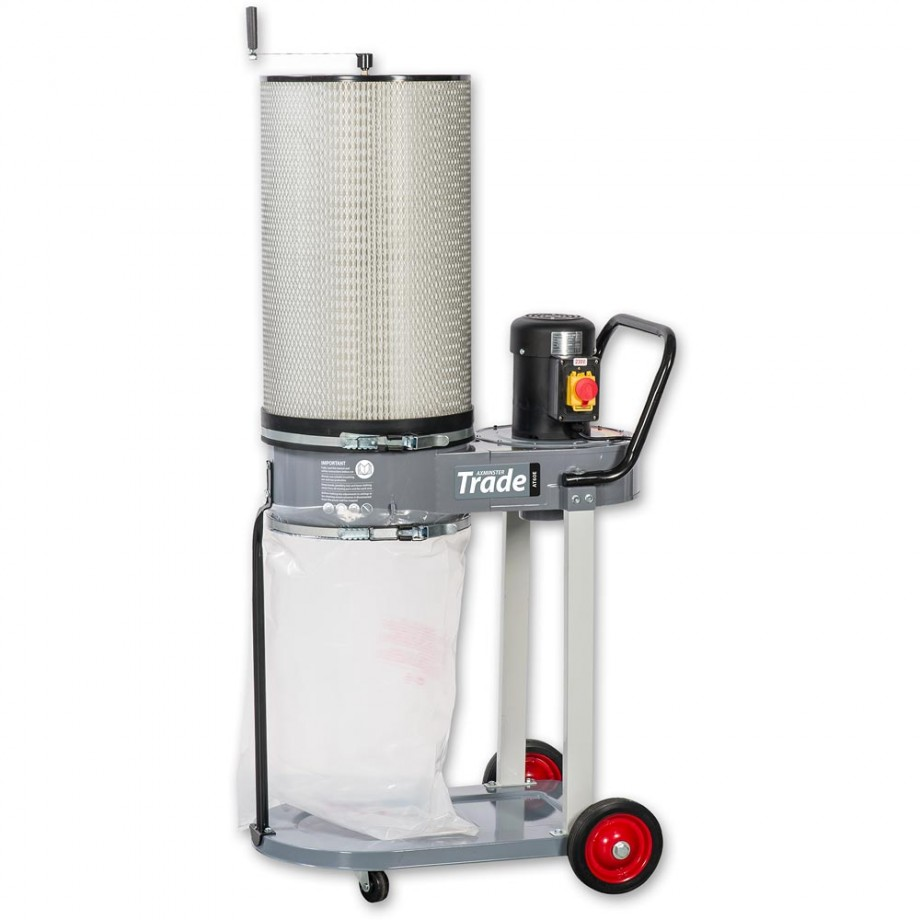 Axminster Trade Series CT-90H 1hp Extractor