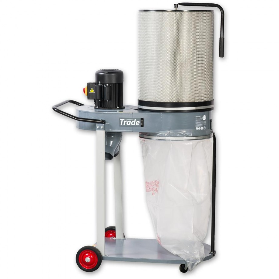 Axminster Trade Series CT-90HB 2hp Extractor