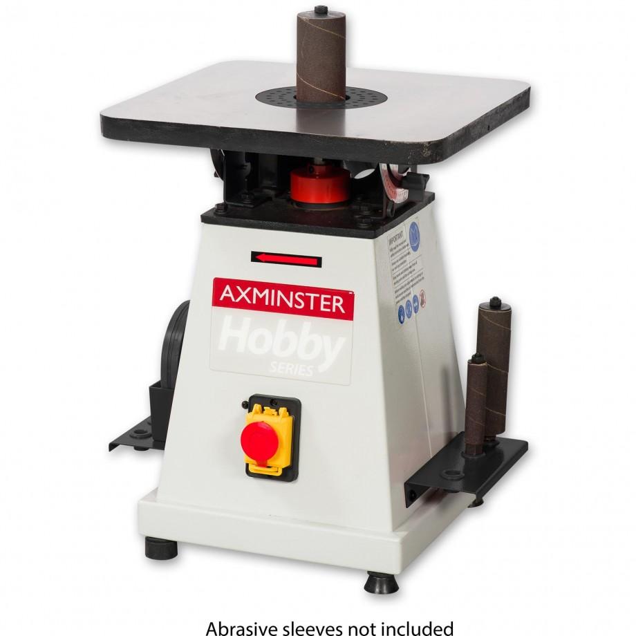 Axminster Hobby Series AHBS336 Oscillating Spindle Sander