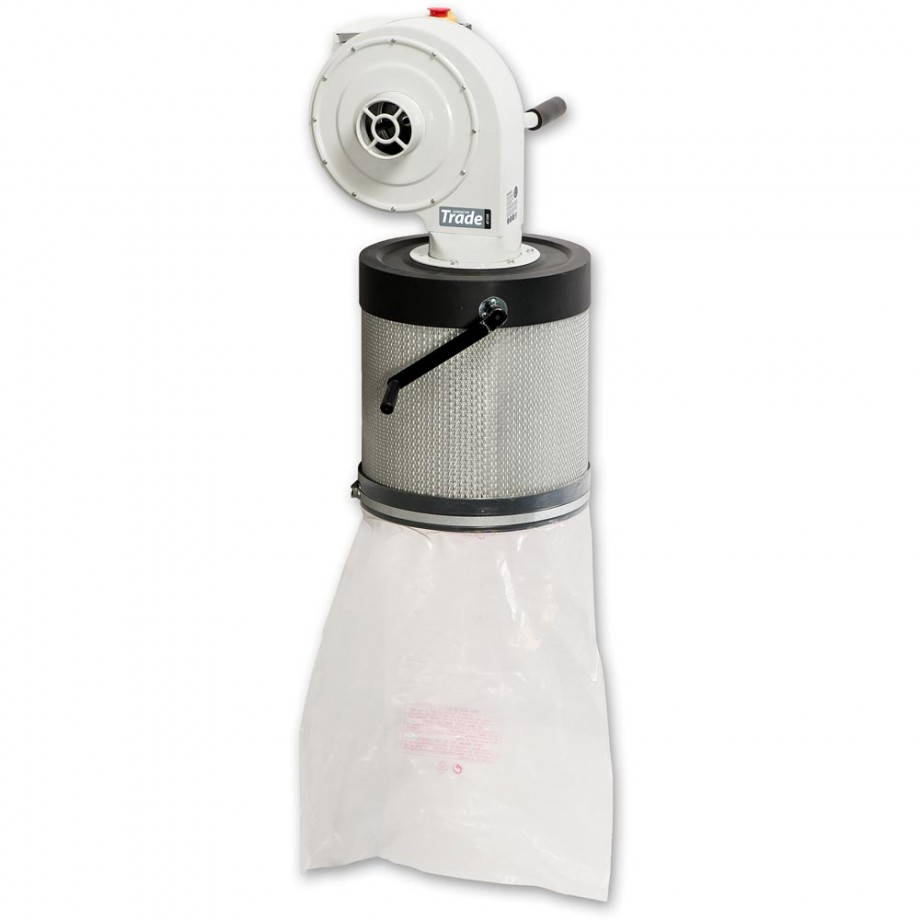 Axminster Trade Series CT-50RCK 1hp Extractor