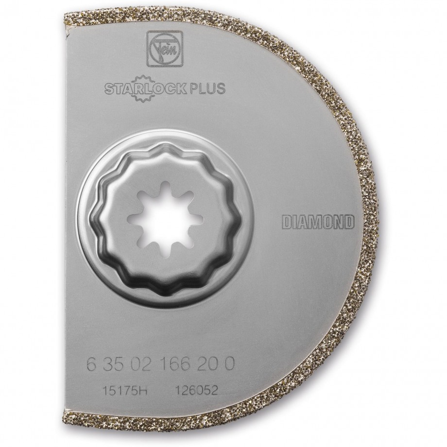 FEIN Diamond Segmented Saw Blade (Starlock Plus)